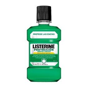 Listerine Protección Dientes Y Encías X 180 Ml
