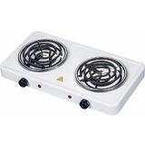 Cocineta Portatil Electrica De Dos Hornillas