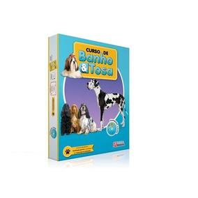 Curso Banho E Tosa Para Cães, Gatos Em 23 Dvds - A54