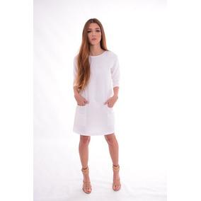 Vestidos de lino blanco