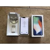 Iphone X 256gb Desbloqueado Garantía De 1 Año +14056558623
