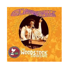 Sly And The Family Stone Woodstock Duplo Lacrado