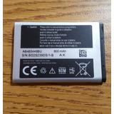 Batería Samsung Ab463446bu E1195 E2210 E2530 E3300 M130 M140