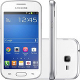 Smartphone Samsung Galaxy Trend Lite S7390 4gb 3mp 3g 4.2