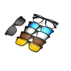 edce091b4bc9e Armação Para Óculos De Grau - Óculos no Mercado Livre Brasil