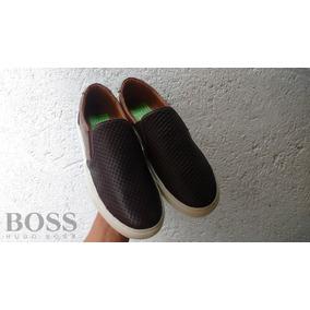 cb877e9c57a Sapato Hugo Boss Masculino - Sapatos Marrom no Mercado Livre Brasil