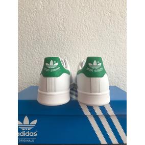 W adidas Stan Smith Piel Talla # 5 Y 5.5 Original