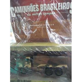 Cbot Mercedes Lg-1213 6x6 Exercito Brasileiro