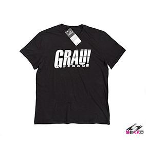 Camiseta Da Equipe Grau - Camisetas Manga Curta em Paraná no Mercado ... 2da2cdca26ea7