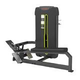 Equipo De Remo Musculación Profesional Semikon 109kg E4033a