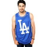 Regata Newera Beisebol Los Angeles Dodgers Azul - Promoção 8b5775d60e0