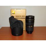 Usado Nikon 24-70 2.8g Ed