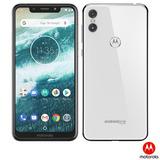 Smartphone Motorola One Com Tela De 5,9, 4g, 64 Gb