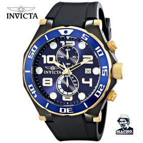 c0f6ec5b386 Reloj Invicta Pro Diver 17814 Original En Caja Con Garantia