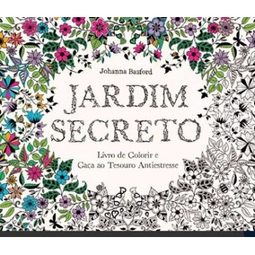 Livro Jardim Secreto - Livro Para Colorir E Antiestresse 217