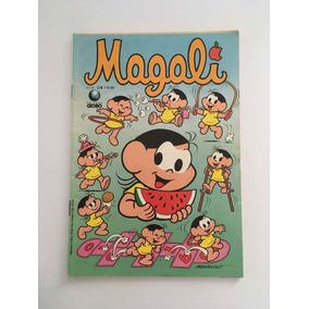 Hq Gibi Magali - Edição 50
