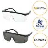 e061570e71dd1 Oculos De Segurança Proteção Jaguar Kalipso 12 Unidades
