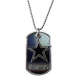 Collar De La Nfl Dallas Cowboys Nfl Dog Tag Charm 67b6914d5b6