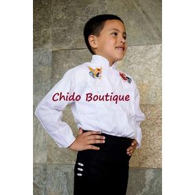 1dd9e2bc79 Pantalón Charro Y Caporal Para Niño Talla 2 A La 10