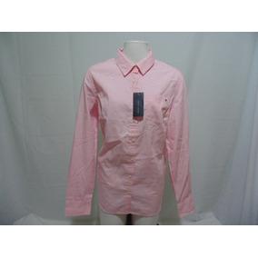 dae7b5750f Camisa Tommy Hilfiger Feminina Importada E U A Original