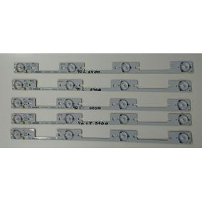Barra Régua De Led Aluminio Original 40l2400 Dl3944 40l540