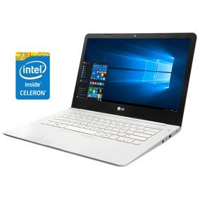 Notebook Lg Ultra Slim 14u360 Processador Intel® Celeron® N3