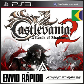 Castlevania Lords Of Shadow 2 - Jogos Ps3 Midia Digital