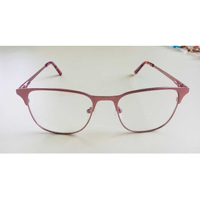 Oculos De Grau Rose Gold Armacoes - Óculos no Mercado Livre Brasil 06a68bf638