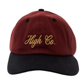 1945e4af47af9 Bone High.co Aba Curva - Acessórios da Moda no Mercado Livre Brasil