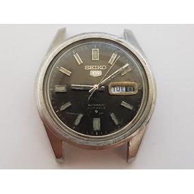 6762f327bd8 Relogio Seiko Antigo 6119 - Relógios no Mercado Livre Brasil