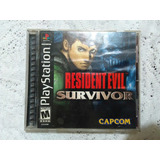Ps1 Resident Evil Survivor