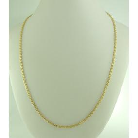 cb997633362 Outlet Corrente Cartier Espelhada Em Ouro 18k 16 Gramas - Joias e ...