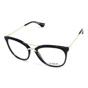 975783b95b470 Armação Para Óculos De Grau Vogue Vo 2803 L 2087 Ref.4091 - Óculos ...