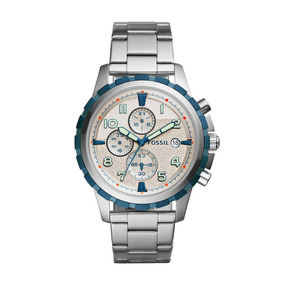 aa0bcecc89e Pulseira Fossil Dean - Relógios no Mercado Livre Brasil