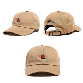 Boné The Hundred Aba Curva Rose Dad Hat Pronta Entrega Preto