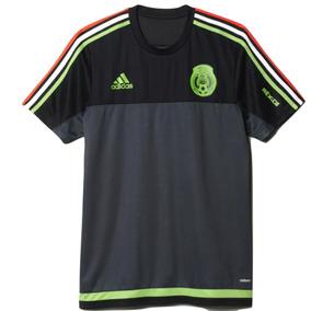 2de165b1e591e Jersey Entrenamiento Seleccion Mexicana Talla en Mercado Libre México