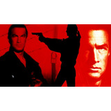 Dvd Marcado Para A Morte Steven Seagal Dublagem Clássica Vti