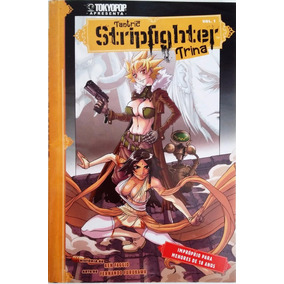 Tantric Stripfighter Trina - Mangá Anime Strip Fighter Trina
