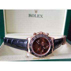 7c55469438f Rolex Daytona Ouro Madre Pérola E Diamante - Joias e Relógios no ...