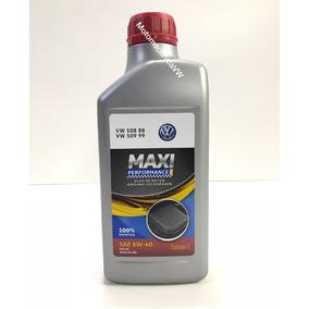 Oleo Maxi Castrol 5w40 508 88 Vw Original Sintetico Novo
