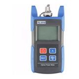 Medidor Potência Fibra Óptica Power Meter Ibs Tl-510 A/c