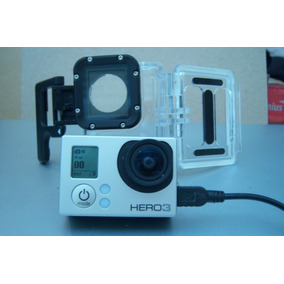 Camara Gopro Hero 3 Silver Impecable