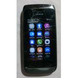 Nokia Asha 310 ( Tela Trinc.func.tudo)
