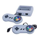 Consola Retro Super Mini Sfc 621 Juegos Clásicos 2 Controles
