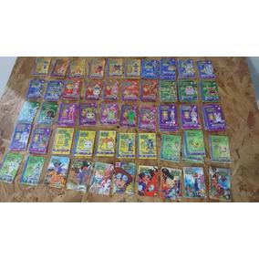 Coleção Tazos Digimon - Completa Leia