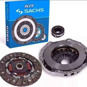 Kit Embreagem Corolla Fielder 1.6 / 1.8 - Sachs Novo 6437