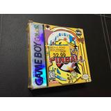 Pokemon Pinball En Caja Para Game Boy Color