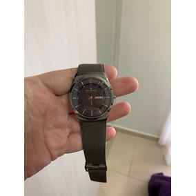 Relogio Skagen Denmark - Relógios De Pulso no Mercado Livre Brasil 58b54104b1