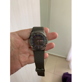 0145f53abbd0b Relogio Skagen Denmark - Relógios De Pulso no Mercado Livre Brasil