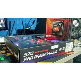 Kit Fx 8350 Placa/970 Pro Gaming/aura